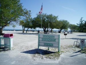 Harry Harris Park Beach - Florida Keys Beaches