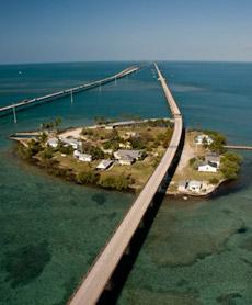 Pigeon Key Middle Florida Keys
