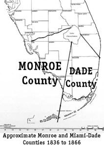 Dade County 1800s