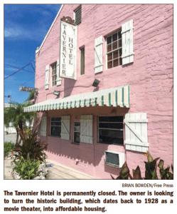 Tavernier Hotel