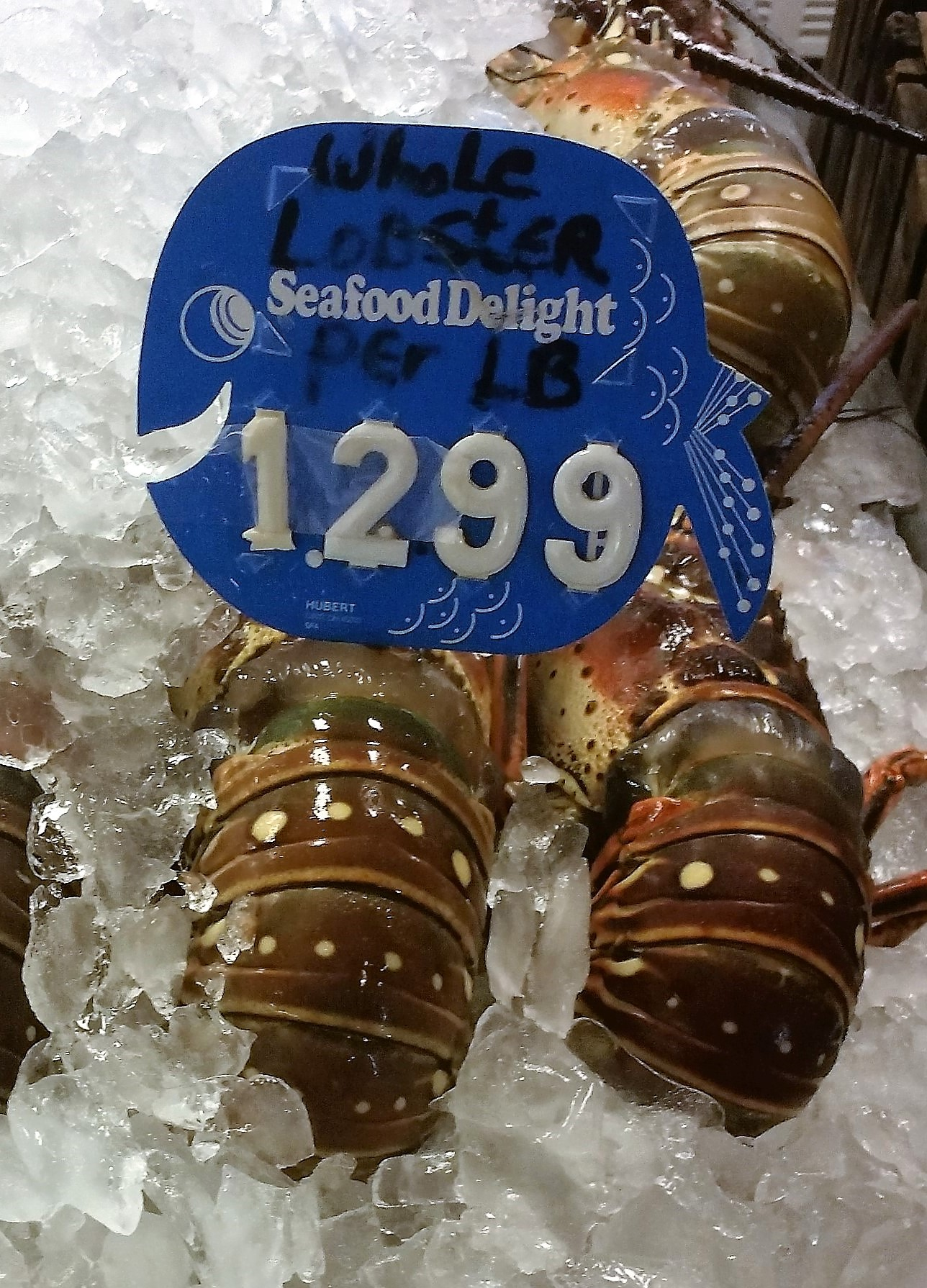 Spiny Lobster and Stone Crab Prices in the Florida Keys