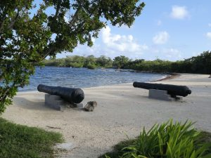 John Pennekamp Cannon Beach Florida Keys Earth Day