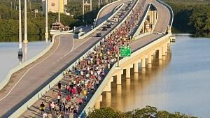 Key Largo Bridge Run