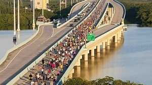 Key Largo Bridge Run