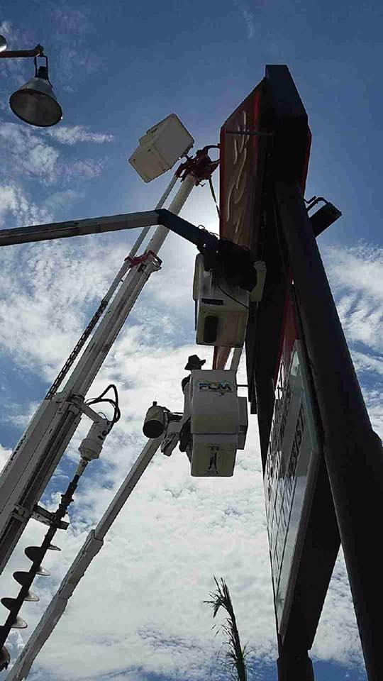 lighting repair in fort myers fl