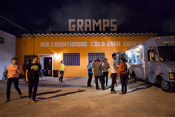 Gramps bar wynwood