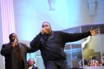 Pastor-William-McDowell-at-the-2015-International-Worship-Summit-with-accompanying-vocals-by-Shawn-Bigby