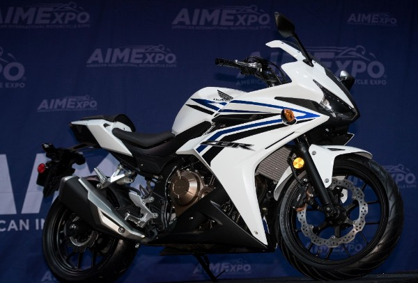 Honda unveiling at AIMExpo 2015. Photo: J. Willie David III/Florida National News