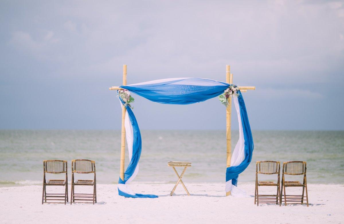 fort lauderdale affordable wedding decoration (2)