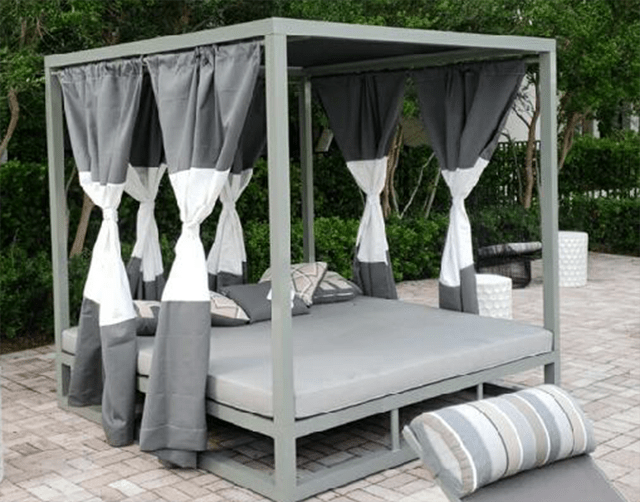 daybed with canopy e 5000