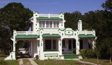 Historic Sebring house
