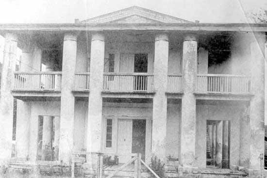 Gamble mansion history casino royale boat