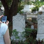 Key West Cemetery by Falling Angel via Flickr