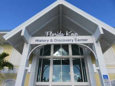 Florida Keys History & Discovery Center in Islamorada.