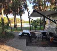 Cool summer camping near Tampa Bay