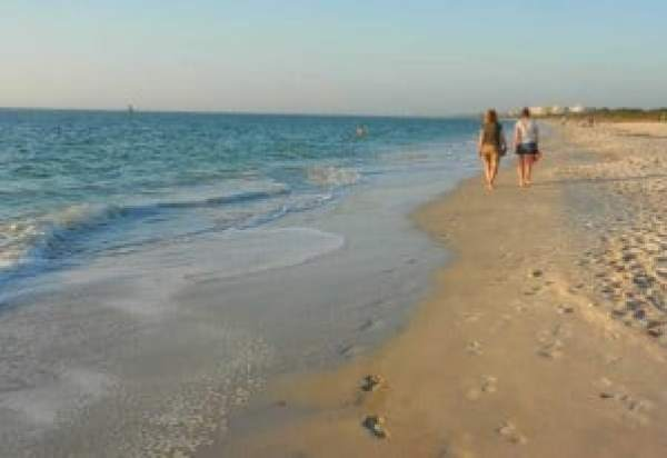 Barefoot Beach in Bonita Springs