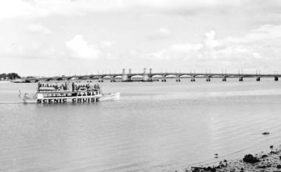 Historic photo of St. Augustine Scenic Cruise