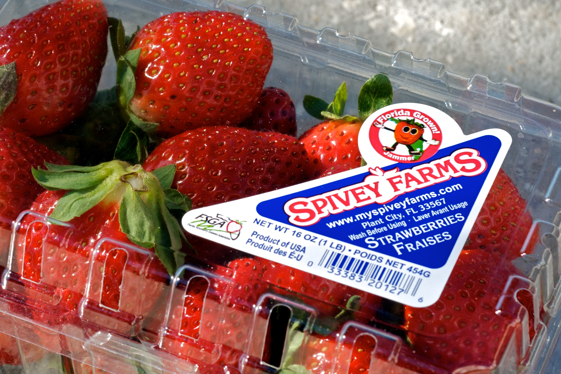 view larger image spivey farms strawberries featuring jammer