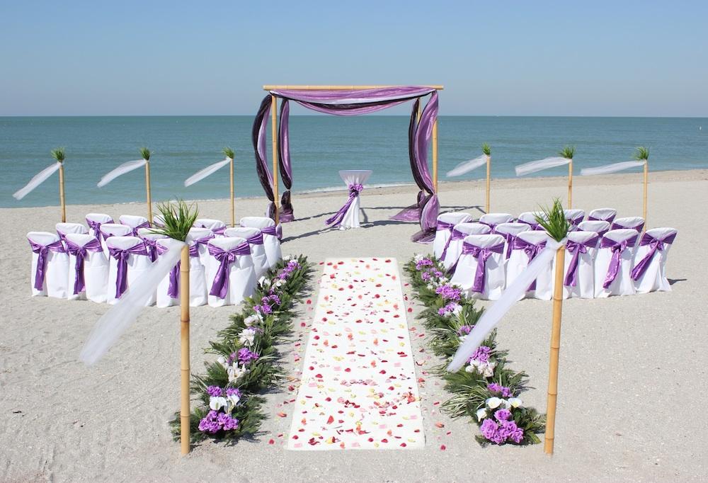 1. Ocean Waves - Florida Beach Wedding
