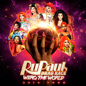 Rupal's Drag Race: Werq The World Tour 2019
