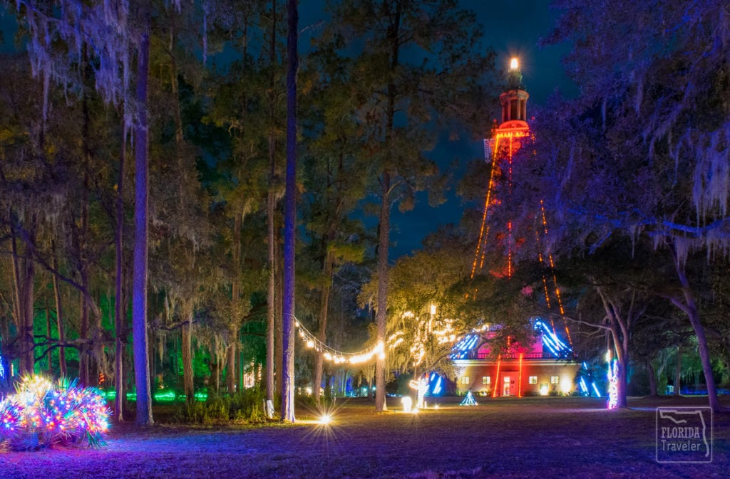 - Festival Of Lights At Stephen Foster State Park