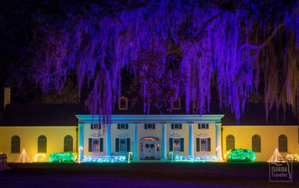 Stephen Foster Christmas Lights 2020 Festival of Lights at Stephen Foster State Park   Florida Traveler