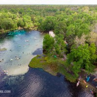 Alexander Springs: A Favorite Florida Swimming Hole for at Least 10,000 Years Running