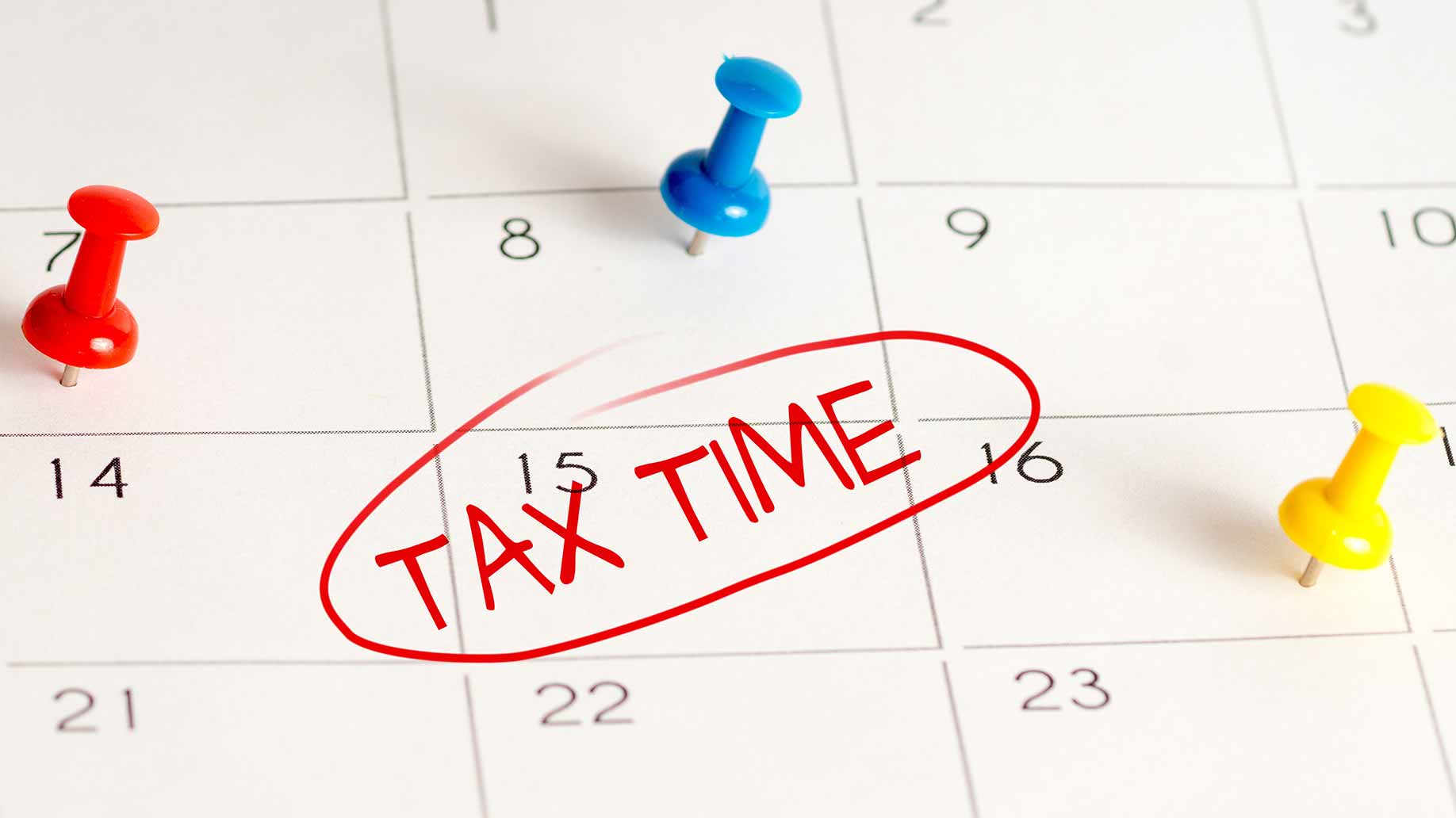 Image result for tax calendar