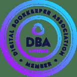 Digital Bookkeeper Association Member badge