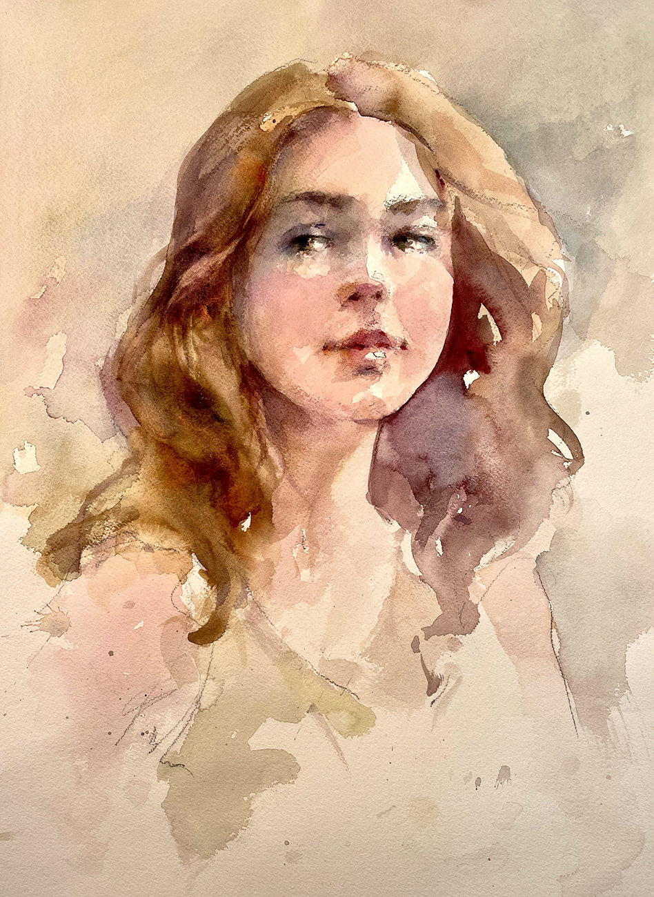Janet Rogers - Study Of Claudia