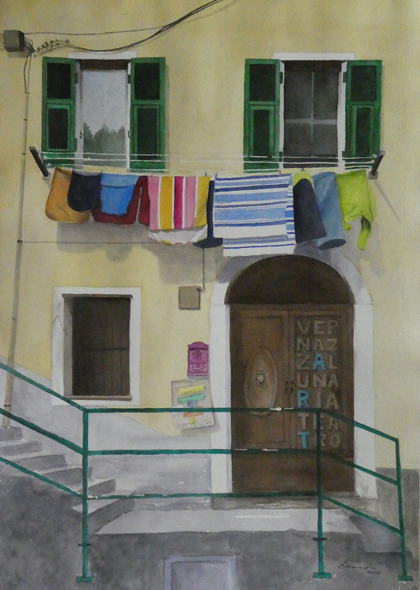 Chacon, Elizabet - Art And Laundry