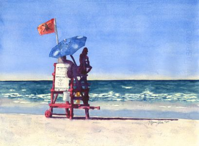 McCarty, Tiffany - Lifeguard Watch NSB