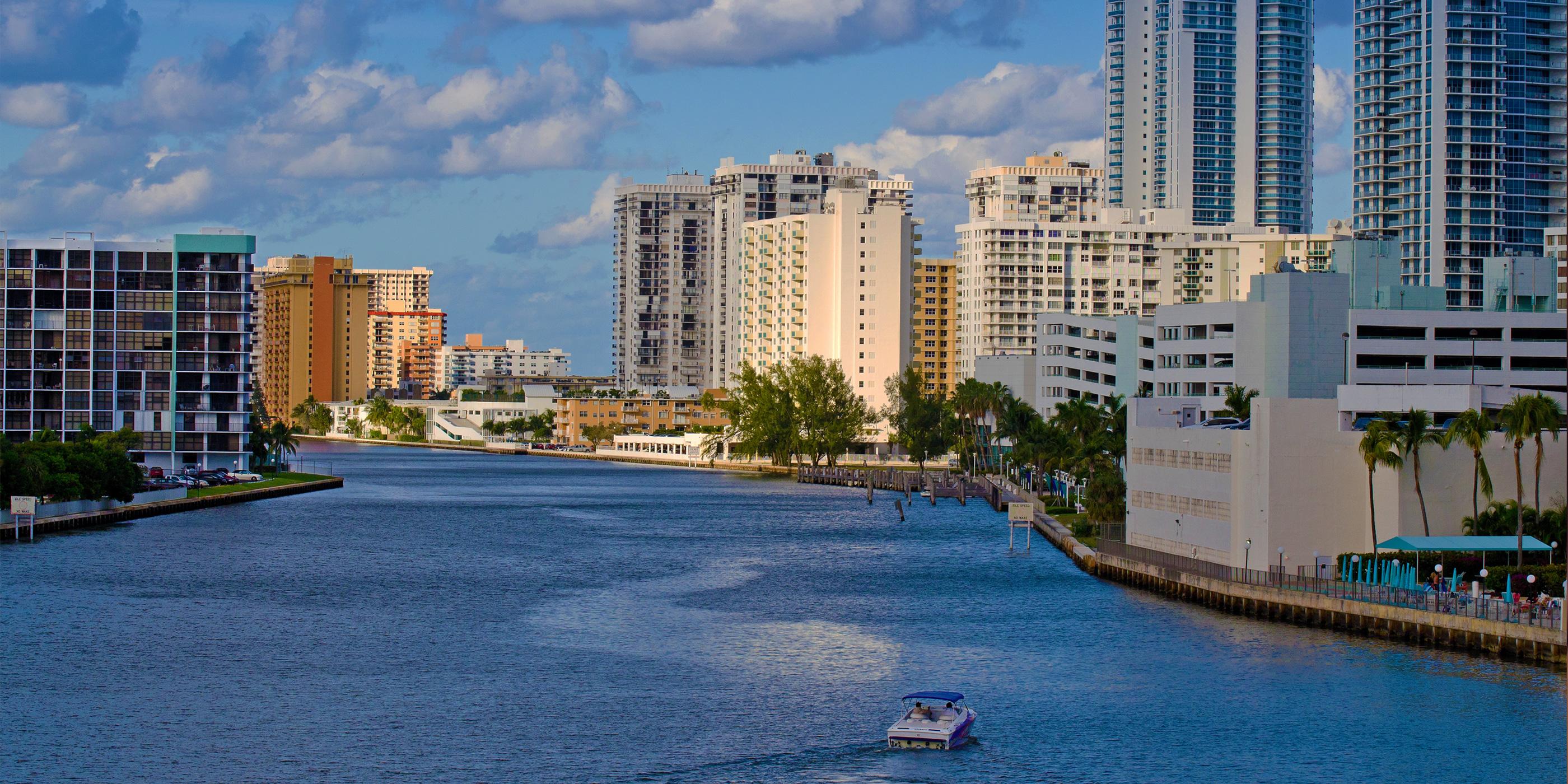 south florida waterway