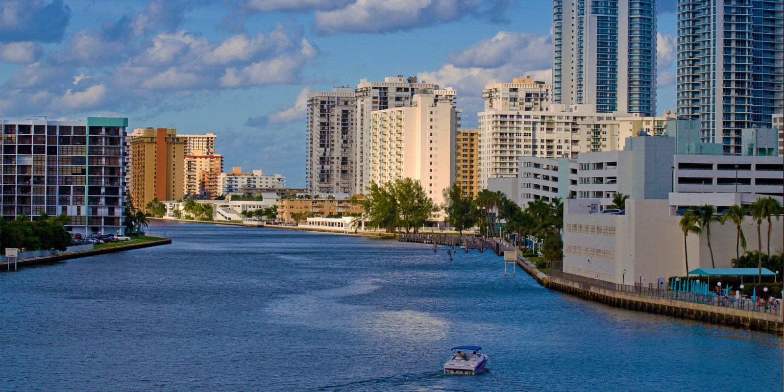 south florida waterway