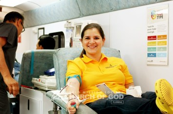 world mission society church of god in miami, oneblood, blood drive, volunteerism