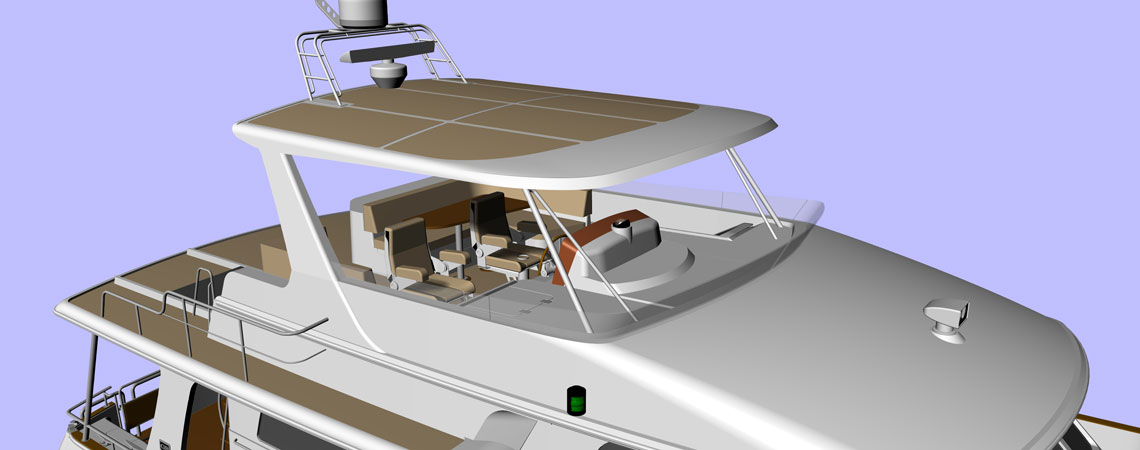 Yacht Refit Customization Services