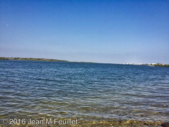 Le lagon des Indiens, Parc Canaveral Seashore