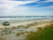 Plage de New Smyrna Beach