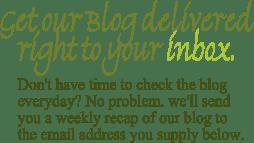 Blog Signup