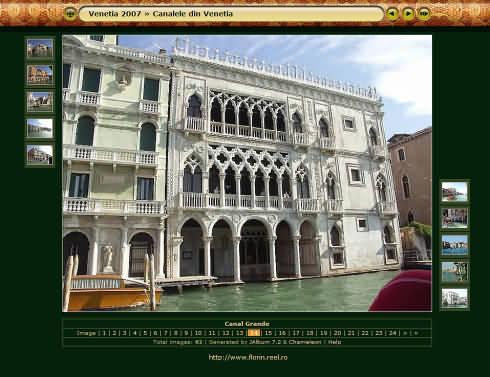 Galerie foto din Veneţia - Florin Florea