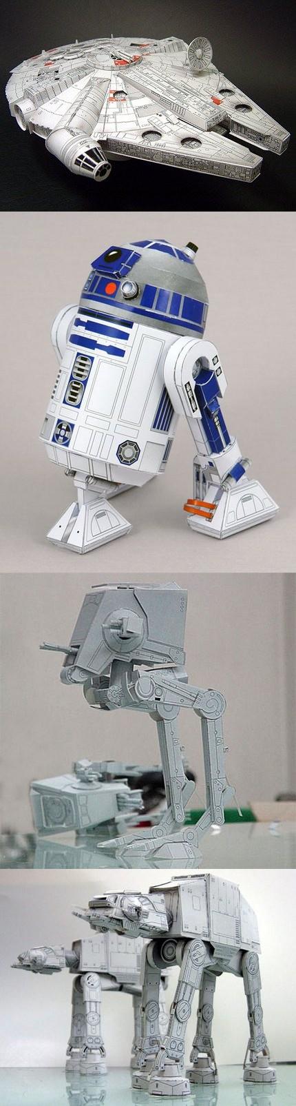 Modele din Star Wars