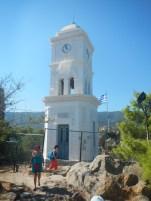 Turnul cu ceas insula Poros