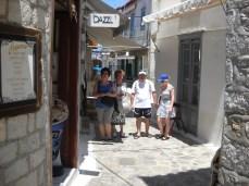 Walking tour in Hydra