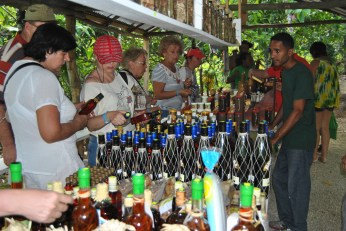 Republica Dominicana -Eco Caribe Tour-Rum, MamaJuana, Cacao, trabucuri...avem de toate :)