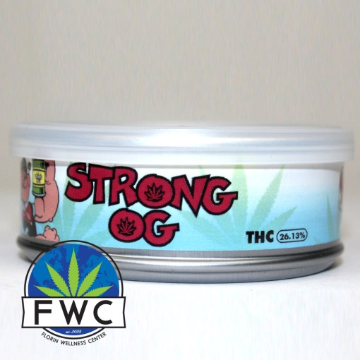 Strong OG by Flavorz