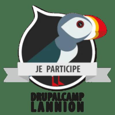 DrupalCamp Lannion 2017