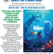 Wednesday Night Out – Family Fun & Movie Night – July 26