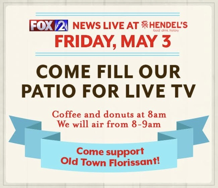 Hendel's on Fox 2 News – Florissant Old Town Partners