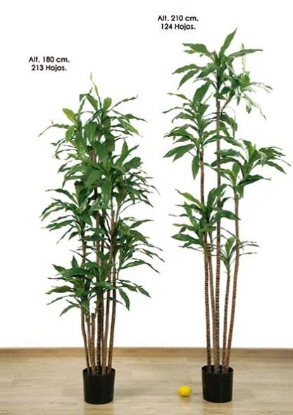 Planta Dracena artificial