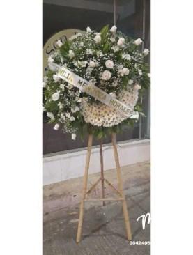 MUNDO DE FLORES Fúnebre F013